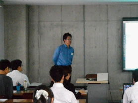 講演1 水環境を巡る変化と水質試験