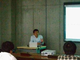 講演3 レーザー回折・散乱法を用いた粒子径分布の測定技術について