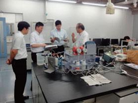 講座3 水処理設備でのpHと塩素指示調節について