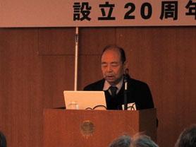 松本幹治先生講演