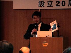 長岡裕先生講演