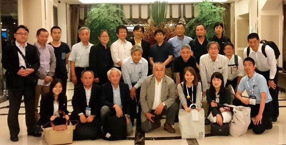 LFPI上海懇親会