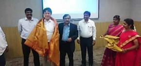 ④インド工科大学マドラス校・アンナ大学水関連研究室訪問