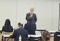 生田先生講演